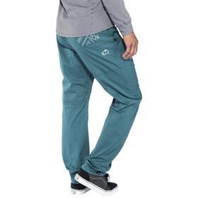 E9 Rondo Story Classic Pants Men petrol